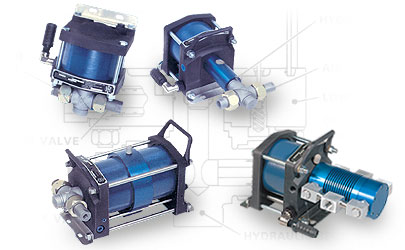 Air Driven Liquid Pumps 5L Series